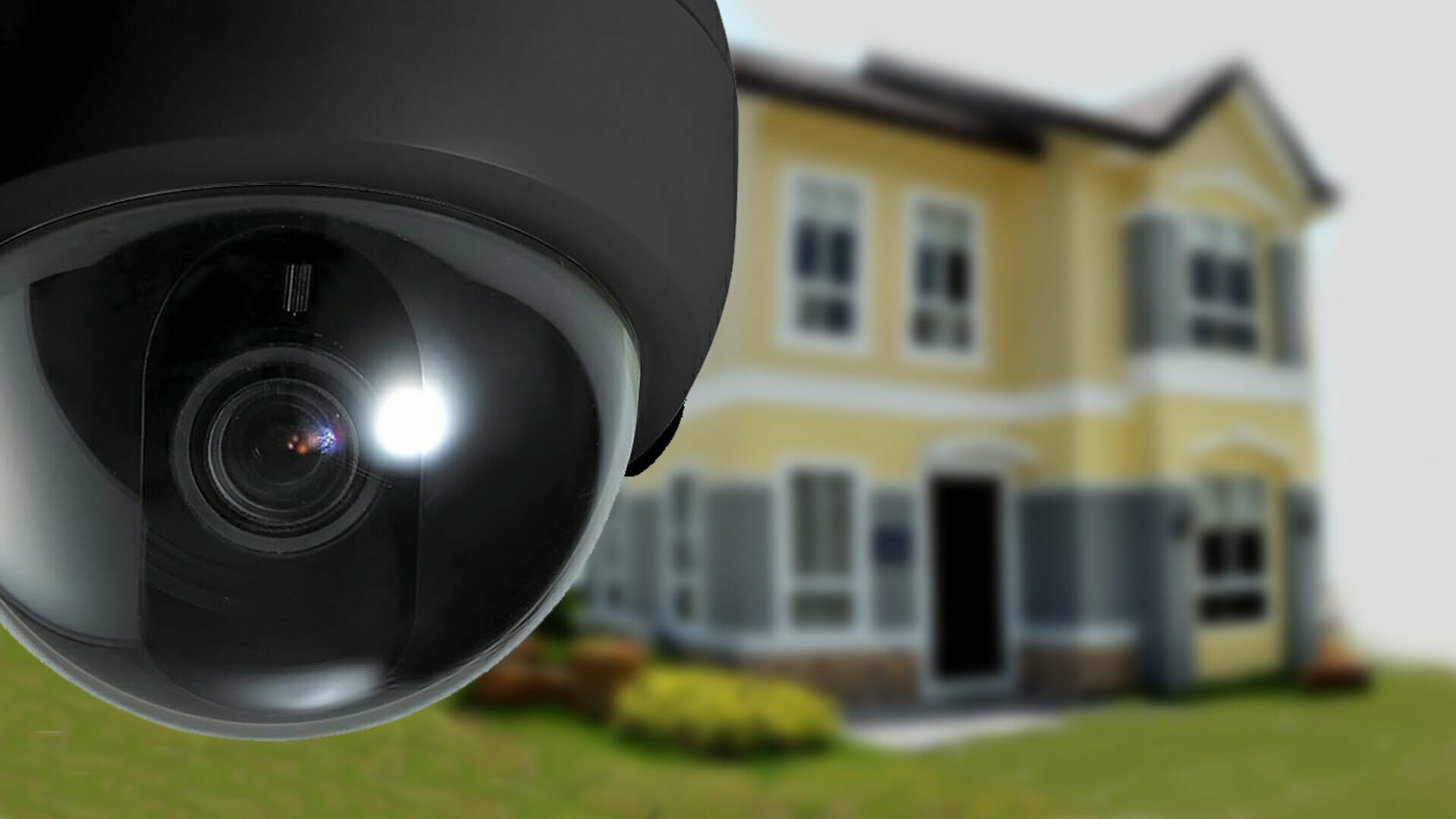 5 Important Benefits of Home Security Cameras