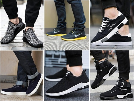 5 Pairs of Men's Shoe Pair that every fashion Junky Must Try