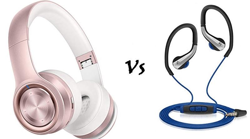 Headphones Vs. Earphones: What's Better for You?